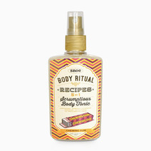 Body Ritual Recipes Scrumptious Body Tonic (Chewing Gum) by Snoe Beauty