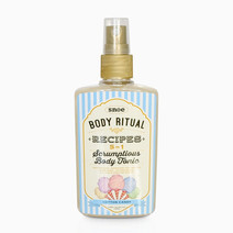 Body Ritual Recipes Scrumptious Body Tonic (Cotton Candy) by Snoe Beauty