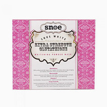 Snoebeauty snoe white extra strength glutathione whitening powder mask