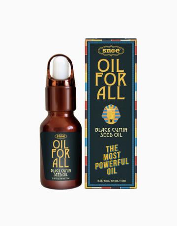 Black Cumin Seed Oil by Snoe Beauty