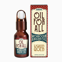 Oil For All Morrocan Argan Oil by Snoe Beauty
