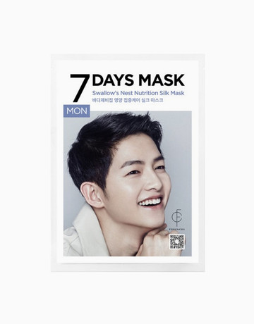 Song Joong Ki Monday Mask by Forencos