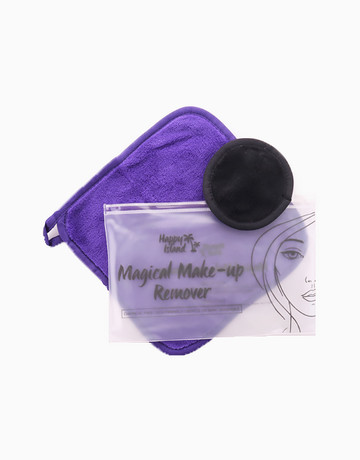 Makeup Remover Towel Set by Happy Island Candle Co