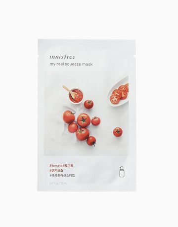 Tomato Mask by Innisfree