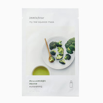 Innisfree my real squeeze mask  brocolli
