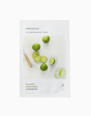 My Real Squeeze Lime Mask by Innisfree