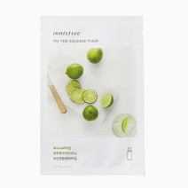 My Real Squeeze Lime Mask by Innisfree in