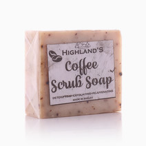Baguio Coffee Scrub Soap by Highland's