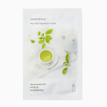 My Real Squeeze Green Tea Mask by Innisfree