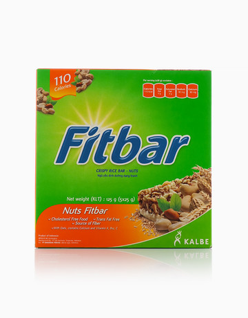 Fitbar (Box of 5) by Fitbar
