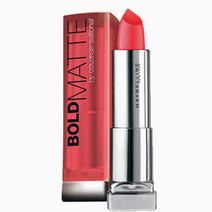 Bold Matte Lipstick by Maybelline