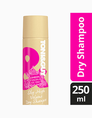 Volume Dry Shampoo  by Toni & Guy