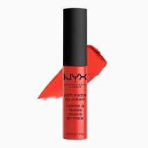 Soft Matte Lip Cream by NYX Professional MakeUp