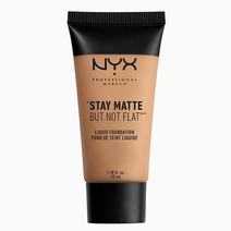 Stay Matte Liquid Foundation by NYX Professional MakeUp in Golden Beige (Sold Out - Select to Waitlist)