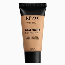 Stay Matte But Not Flat Liquid Foundation by NYX Professional MakeUp