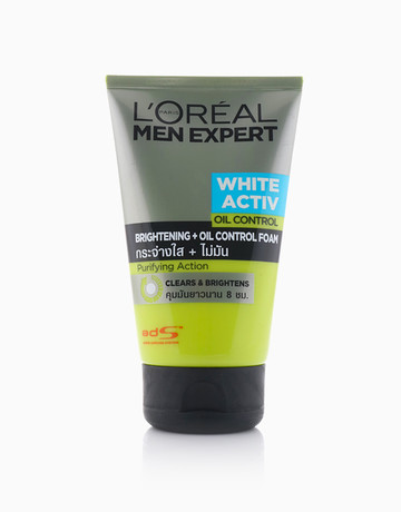 Brightening Oil Control Foam by L'Oreal Paris