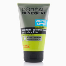 Brightening Oil Control Foam by L'Oreal Paris in