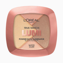 True match lumi powder glow illuminator w102 gold