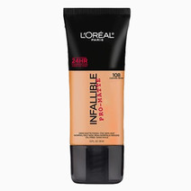 Infallible Pro-Matte FDTN by L'Oreal Paris