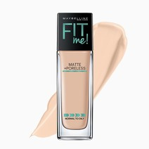 Fit Me Matte Foundation by Maybelline