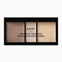Highlight & Contour Palette by NYX Professional MakeUp