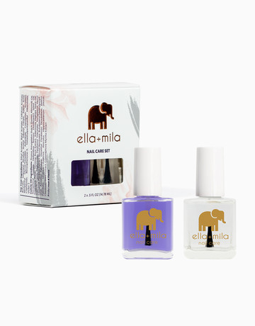 Nail Care 2-Pack by Ella + Mila