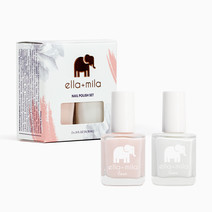Ella mila 2 pack french mani set