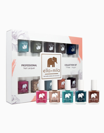 Nail Polish 10 Pack by Ella + Mila