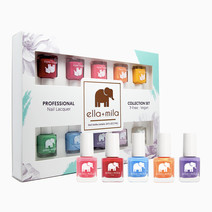 Nail Polish 10 Pack Me Collection by Ella + Mila