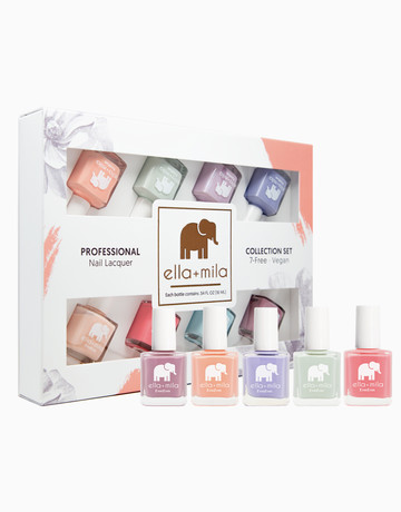 Nail Polish 8 Pack by Ella + Mila