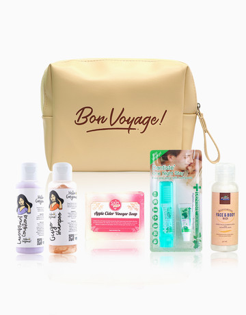 Bon Voyage Travel Kit by BeautyMNL