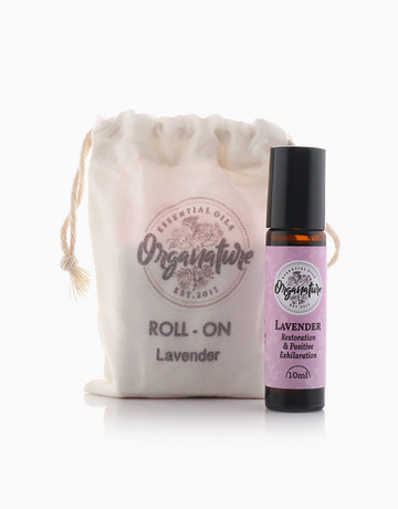 Lavender Essential Oil by Organature