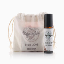 100% Pure Rosehip Oil Roll-On by Organature