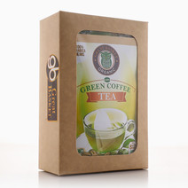 Green Coffee Tea by Great Basket