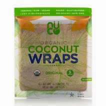 Original Organic Coconut Wraps by Nuco