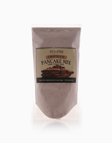 Chocolate Pancake Mix by Pili & Pino