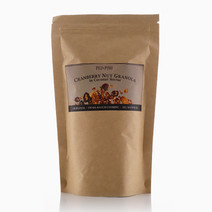 Cranberry Nut Granola (150g) by Pili & Pino in