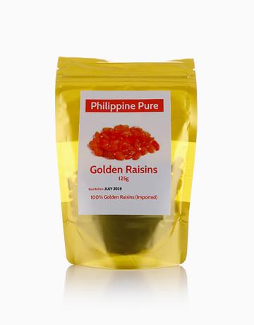 Golden Raisins (125g) by Philippine Pure