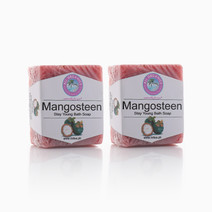 Mangosteen Soap (50g) by Milea