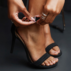 Gel Manicure and Pedicure with Foot Spa by Styluxe Salon and Makeup Studio