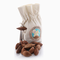 Ready-To-Eat Sprouted Pili Nuts in Shell (500g) by The Cracking Monkey