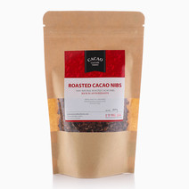 Roasted Cacao Nibs (100g) by Cacao Culture Farms