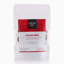 Cacao Nibs Coated With Coconut Sugar (50g) by Cacao Culture Farms