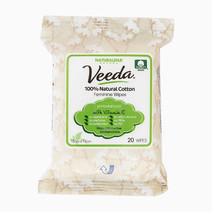 Veeda feminine wipes  20s