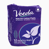 Veeda ultra thin night pads with wings