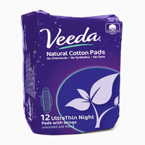 Ultra Thin Night Pads by Veeda
