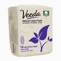 Ultra Thin Day Pads With Wings by Veeda