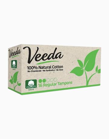 Regular Tampons by Veeda