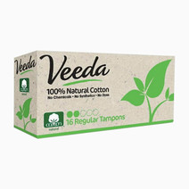 Veeda regular tampons (applicator free)