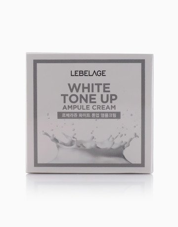White Ampoule Cream by Lebelage